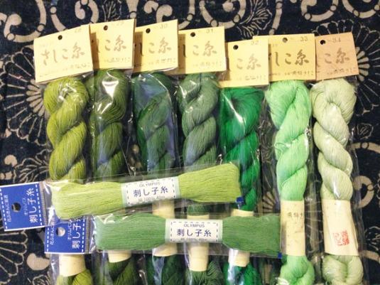 sashiko_greens2