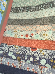 Morning Song organic cotton fabrics from Cloud9